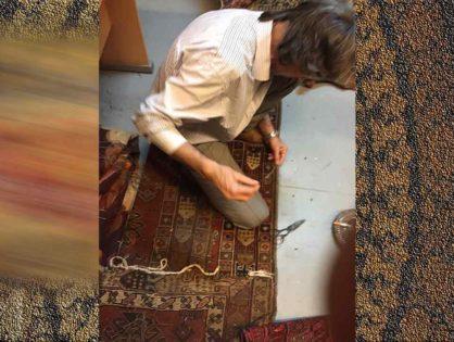 Devis nettoyage de tapis Poitiers