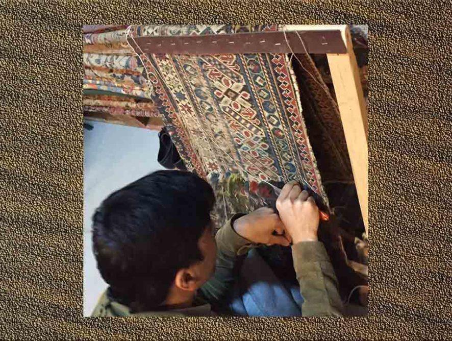 Nettoyage et lavage de tapis d'orient Roissy-en-Brie