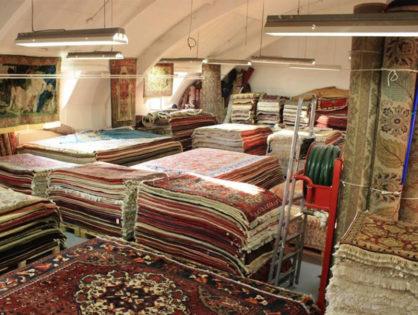 Nettoyage et lavage de tapis d'orient Avon